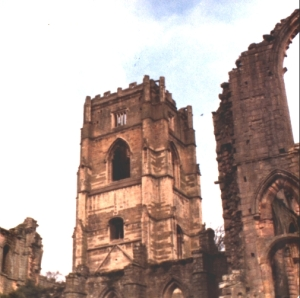 Fountain's Abbey, 1984