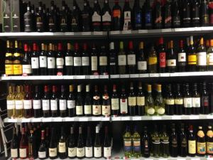 Wines, Ports, and Sherries
